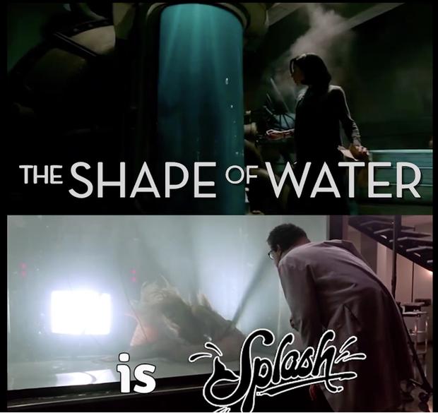 """Thắng Oscar rồi mà The Shape of Water vẫn bị """"bóc phốt"""" đạo nhái - Ảnh 2."""