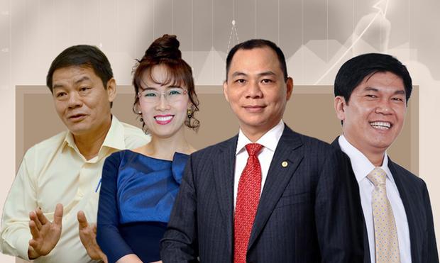 Việt Nam chính thức có 4 tỷ phú USD trong danh sách tỷ phú thế giới của Forbes - Ảnh 4.