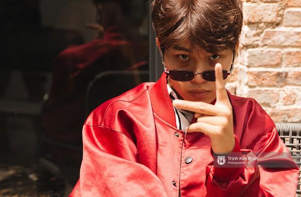Juun Đăng Dũng - R.Tee tiết lộ lý do chọn Giáng Son dù nữ giám khảo gây tranh cãi về việc nghe rapper Tiến Đạt - Ảnh 5.