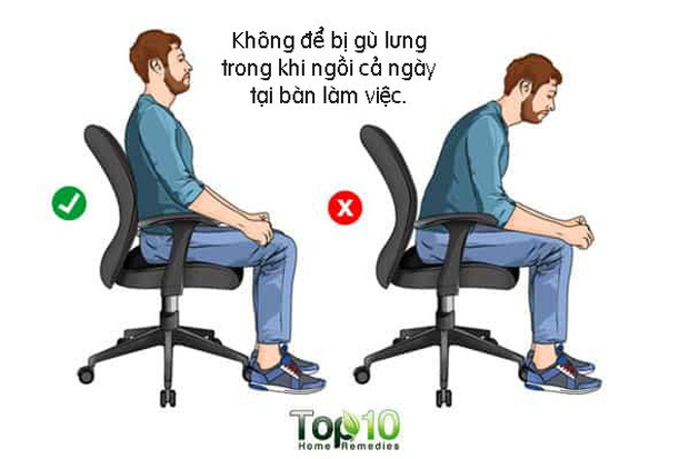 Làm thế nào để ngăn ngừa hoặc giảm đau cổ, đau vai khi làm việc? - Ảnh 3.