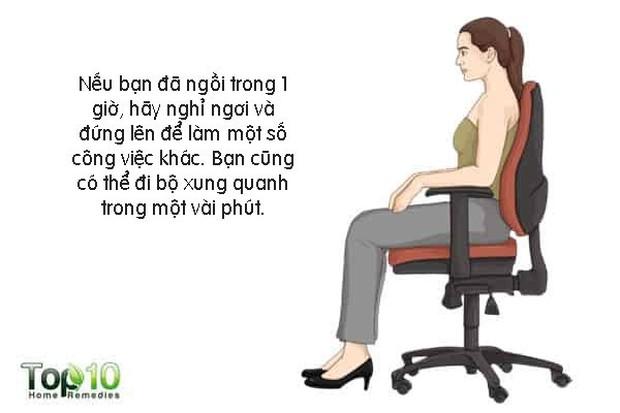Làm thế nào để ngăn ngừa hoặc giảm đau cổ, đau vai khi làm việc? - Ảnh 4.
