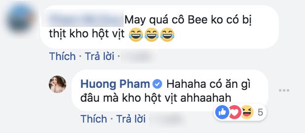 Đăng ảnh mặc bikini nóng bỏng, Phạm Hương bị soi chỉnh ảnh đến mức biến dạng - Ảnh 3.