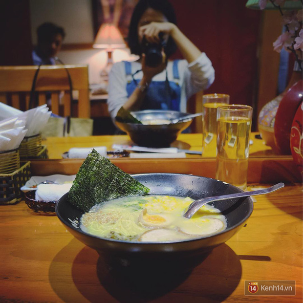Ngoài Aori của Seungri thì ở Hà Nội còn có rất nhiều quán mì ramen ngon và hay ho - Ảnh 6.