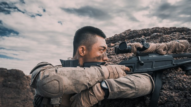 Cố Hải Hoàng Cảnh Du tái xuất uy dũng trong trailer Điệp Vụ Biển Đỏ - Ảnh 2.