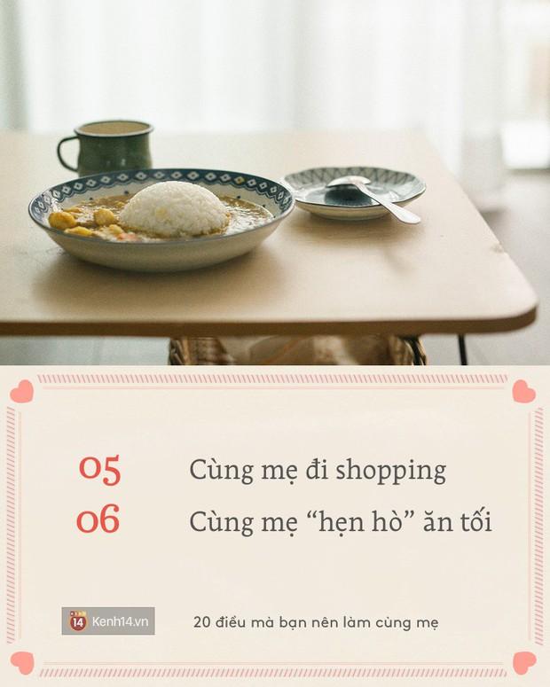 Hôm nay là 8/3, có đến 20 điều để bạn thực hiện ngay cùng mẹ! - Ảnh 5.