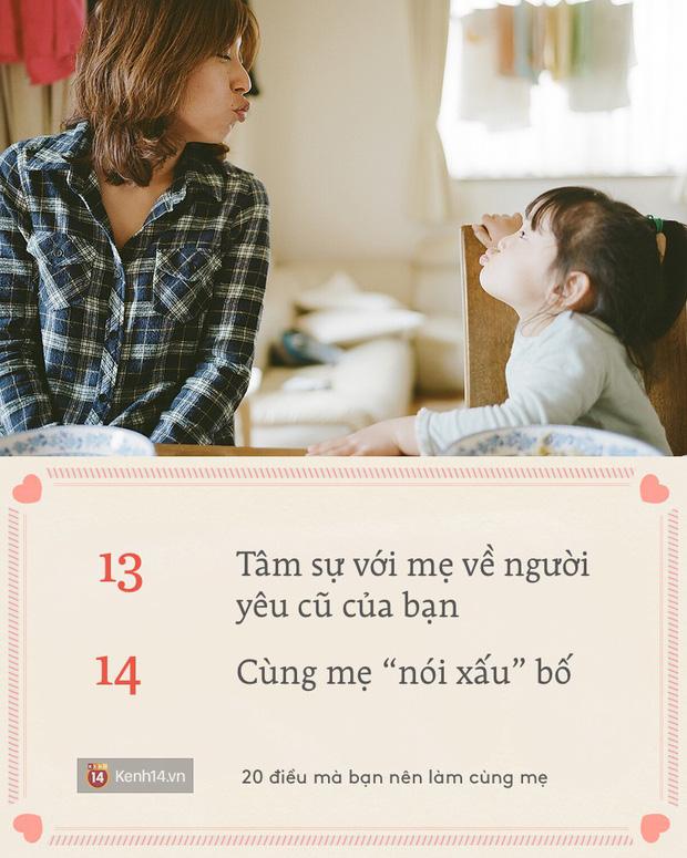 Hôm nay là 8/3, có đến 20 điều để bạn thực hiện ngay cùng mẹ! - Ảnh 10.