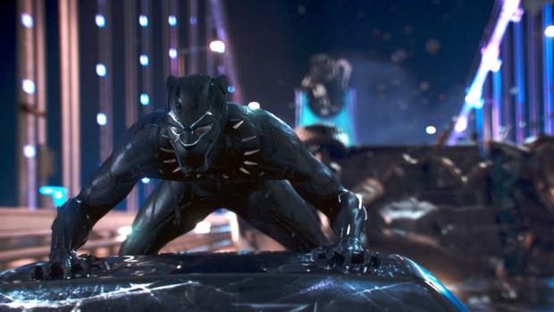 Càn quét rạp chiếu chưa đủ, nhà Chuột còn ủ mưu mang Black Panther đi săn tượng vàng Oscar - Ảnh 1.