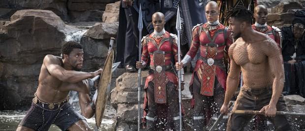 Càn quét rạp chiếu chưa đủ, nhà Chuột còn ủ mưu mang Black Panther đi săn tượng vàng Oscar - Ảnh 2.
