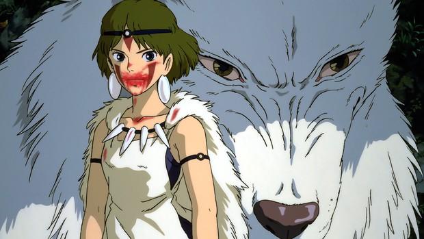 """5 hình tượng định nghĩa người phụ nữ của các """"bậc thầy"""" Ghibli - Ảnh 3."""