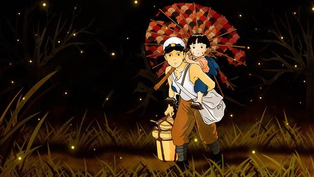 5 anime kinh điển về chiến tranh khiến người xem phải rơi lệ - Ảnh 1.