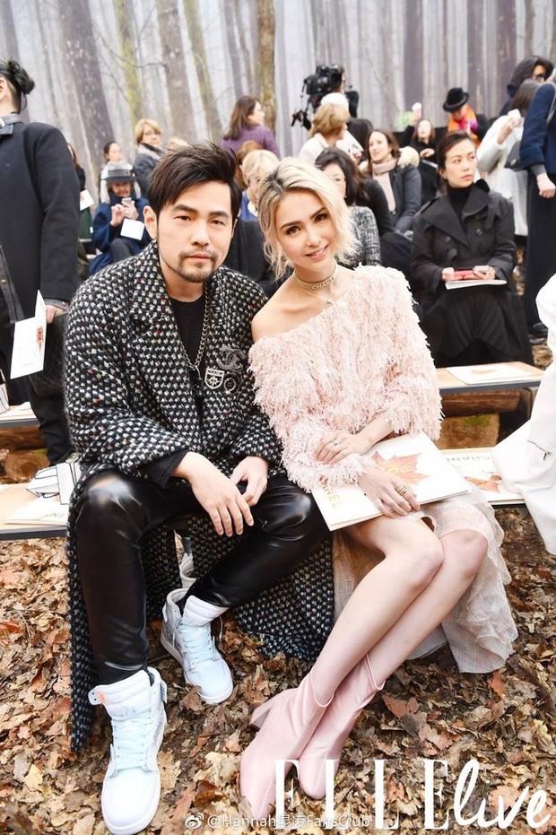 Em chồng Hà Tăng cũng góp mặt trong show Chanel cùng dàn sao Châu Á đình đám  - Ảnh 4.