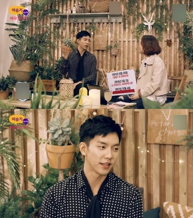 Không phải bạn gái cũ Yoona, đây mới là người đến thăm Tôn ngộ không Lee Seung Gi trong quân ngũ - Ảnh 1.
