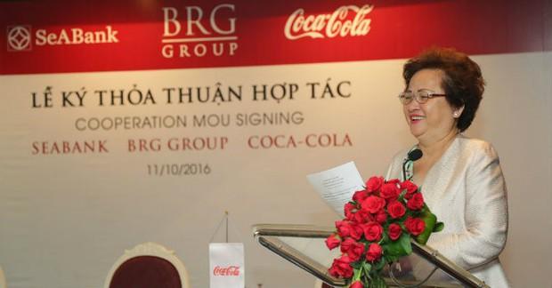 """Những """"bóng hồng"""" quyền lực trong ngành ngân hàng Việt - Ảnh 1."""