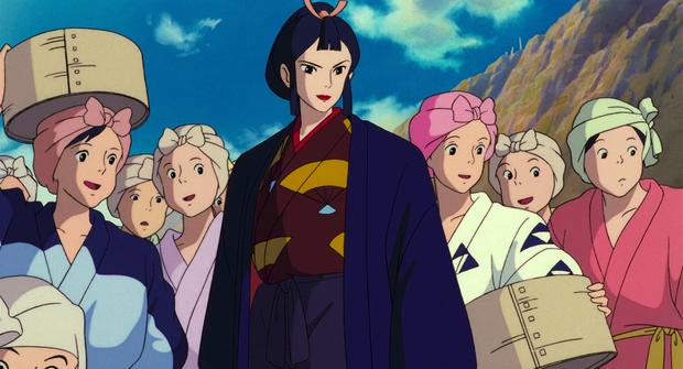 Tuyên ngôn nữ quyền của Ghibli: Phụ nữ, họ là ai? - Ảnh 3.