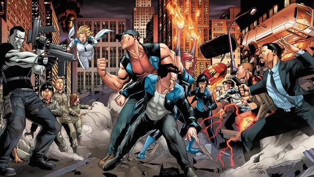 """Chán làm """"quái xế"""", Vin Diesel tham gia vũ trụ siêu anh hùng nhà Sony - Ảnh 2."""