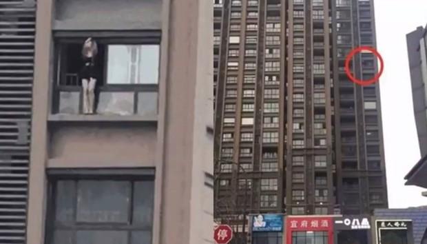 Bị khán giả thách thức, nữ MC Hàn Quốc nhảy lầu tự tử từ tầng 8 trong khi đang livestream - Ảnh 2.