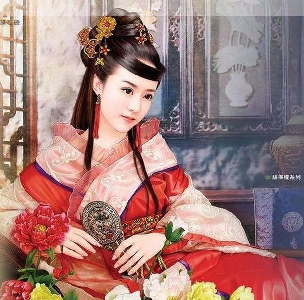 Dù là sủng phi của Huyền Tông Hoàng đế nhưng vì đâu Dương Quý Phi lại không được sắc phong làm Hoàng hậu? - Ảnh 1.
