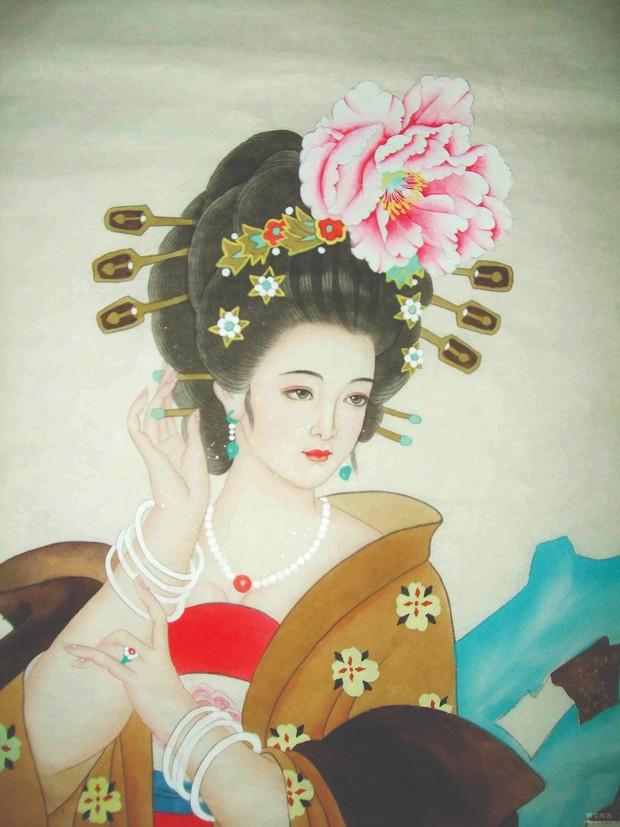Dù là sủng phi của Huyền Tông Hoàng đế nhưng vì đâu Dương Quý Phi lại không được sắc phong làm Hoàng hậu? - Ảnh 4.