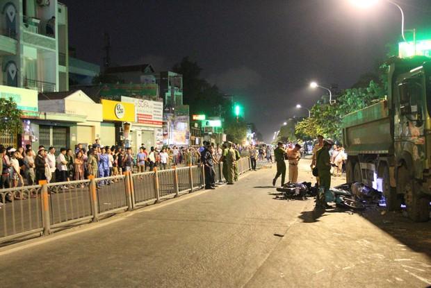 Khởi tố tài xế xe ben gây tai nạn kinh hoàng khiến 6 người thương vong ở Sài Gòn - Ảnh 5.