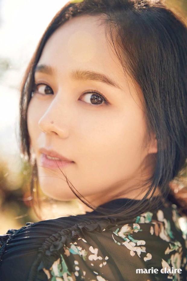 6 năm sau Mặt Trăng Ôm Mặt Trời, nữ thần Han Ga In cũng chịu tái xuất màn ảnh! - Ảnh 1.