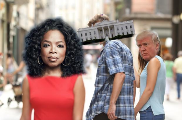 Hàng loạt khán giả phải rơi nước mắt trước bài diễn văn của Oprah Winfrey tại Quả Cầu Vàng 2018 - Ảnh 4.