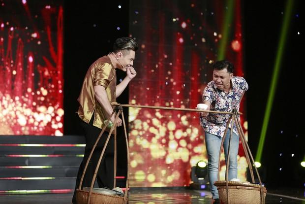 Cười xuyên Việt: Nhóm Những Chàng Trai gây bất ngờ với hài kịch kinh dị kết hợp Bolero - Ảnh 9.