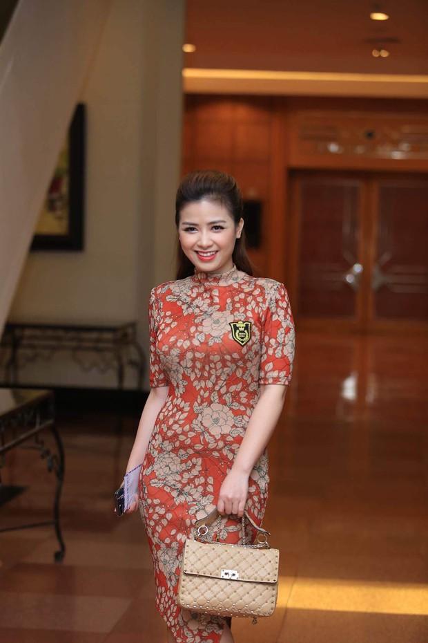 Dàn sao Việt xúng xính hội ngộ tại đám cưới của Khắc Việt và bà xã DJ tại Hà Nội - Ảnh 9.