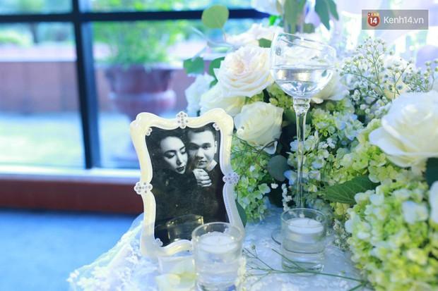 Loạt sao đình đám thi nhau hát hit khủng dành tặng Khắc Việt và bà xã trong tiệc cưới tại Hà Nội - Ảnh 19.