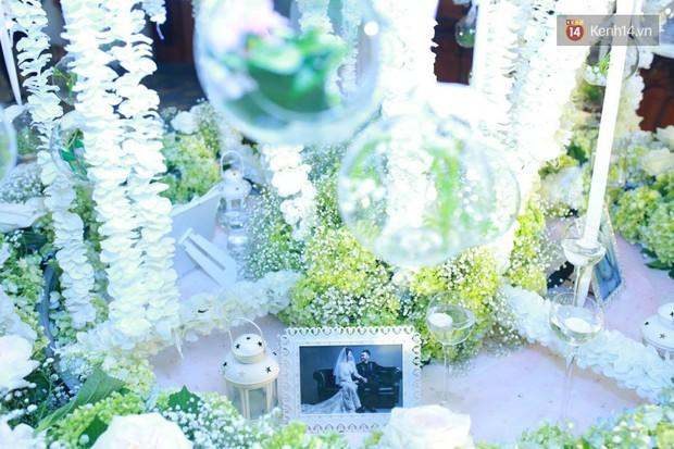 Loạt sao đình đám thi nhau hát hit khủng dành tặng Khắc Việt và bà xã trong tiệc cưới tại Hà Nội - Ảnh 21.