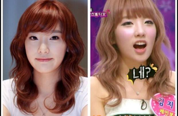 Bản sao Taeyeon phấn khích khi được gặp thần tượng Changmin (DBSK) - Ảnh 8.