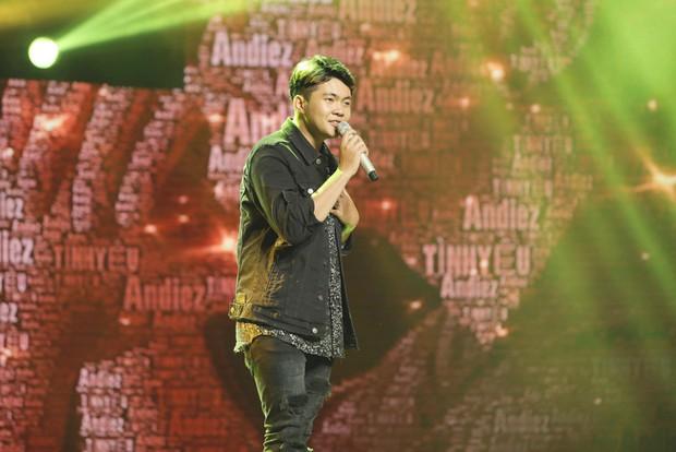 Sau 1 phút, đây sẽ là hit mới của Andiez Hoài Nam tại Sing My Song? - Ảnh 5.