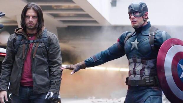 """Tình bạn khăng khít của Captain America và Bucky Barnes: """"Tớ sẽ luôn ở cạnh cậu đến cùng"""" - Ảnh 13."""