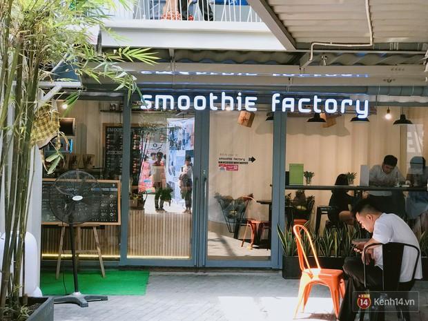 Dạo một vòng ăn uống trong khu tổ hợp ăn chơi mới toanh tại Sài Gòn - Ảnh 32.