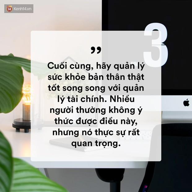 Người trẻ Việt yếu nhất hai kỹ năng quan trọng nhất của việc làm giàu: Quản lý chi tiêu cá nhân và đầu tư tài chính! - Ảnh 9.