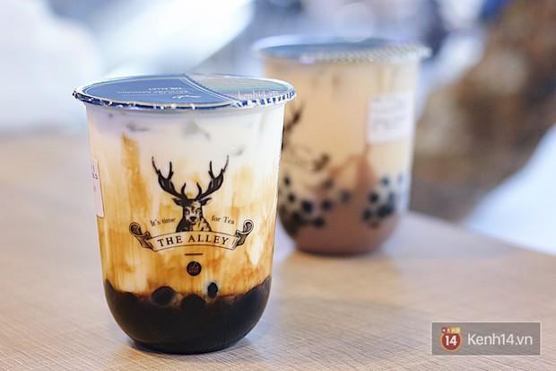 Trà sữa The Alley từng mời cả So Ji Sub dự khai trương ở TP.HCM sắp đổ bộ Hà Nội rồi này! - Ảnh 4.