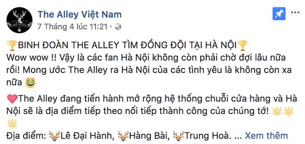 Trà sữa The Alley từng mời cả So Ji Sub dự khai trương ở TP.HCM sắp đổ bộ Hà Nội rồi này! - Ảnh 5.