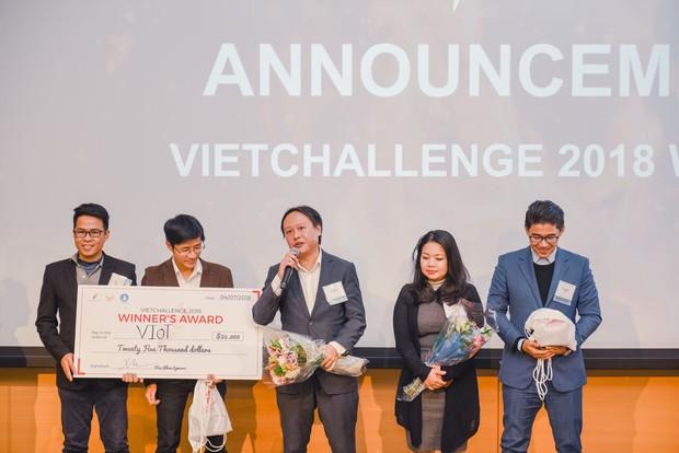 Startup của quán quân Đường lên đỉnh Olympia chiến thắng cuộc thi khởi nghiệp toàn cầu - Ảnh 2.