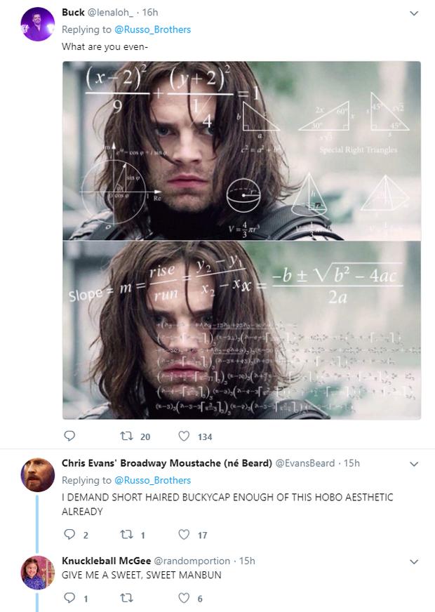 Đạo diễn Infinity War đổi ảnh đại diện, fan Captain America đồng loạt khóc thét - Ảnh 2.