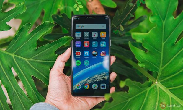 Mở hộp OPPO F7 màu bạc lấp lánh: Selfie bằng AI cực đẹp, màn hình FullView kèm tai thỏ như iPhone X - Ảnh 6.