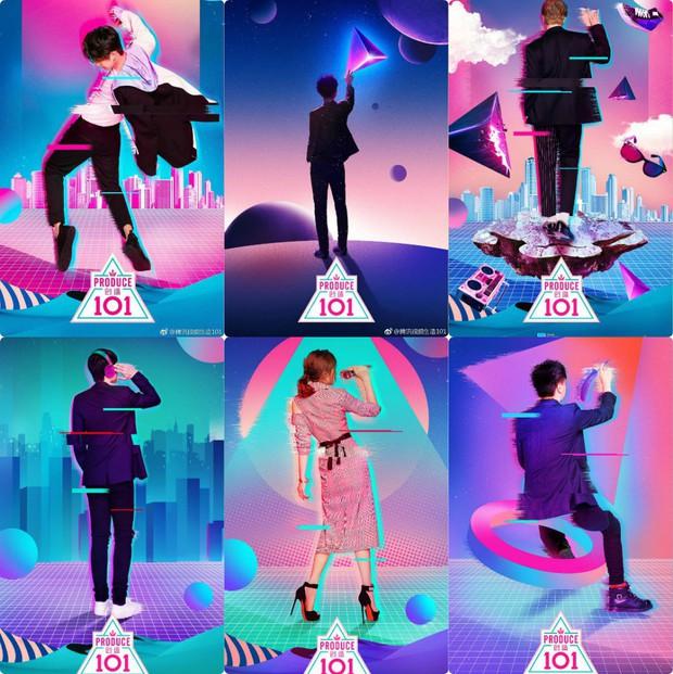 Vừa tung clip nhá hàng, Produce 101 Trung Quốc liền bị tố đạo nhái nhóm nhạc Hàn Quốc - Ảnh 1.