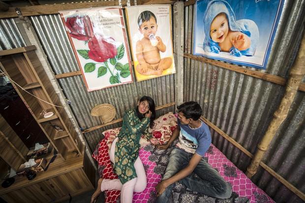Những mảnh đời buồn tủi ở phố mại dâm 200 tuổi tại Bangladesh: Tảo hôn, tình dục vị thành niên và nhiều niềm hạnh phúc dở dang - Ảnh 5.