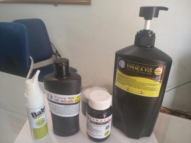 Rùng mình vào nơi sản xuất sản phẩm hỗ trợ điều trị ung thư từ bột than - Ảnh 9.