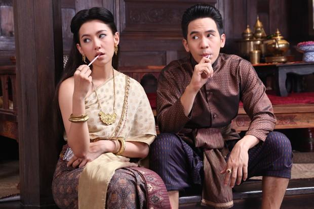 Thích độ mặn của phim Thái xuyên không Nhân Duyên Tiền Định: Thử luôn 4 tác phẩm châu Á này một thể! - Ảnh 2.