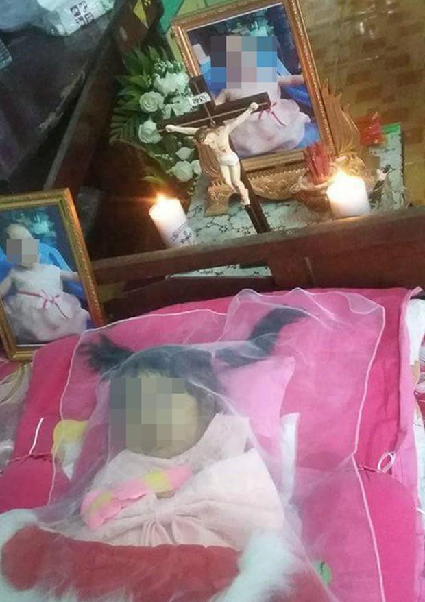 Cảnh báo: Bé gái ung thư tụy đã mất 3 tháng vẫn bị kẻ xấu nhẫn tâm đưa hình ảnh lên mạng trục lợi - Ảnh 2.