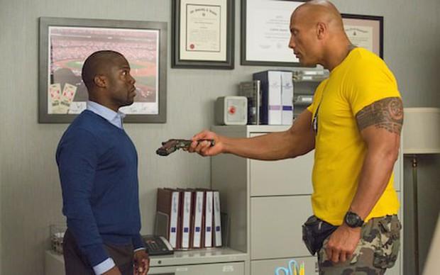 Người người nhà nhà có vũ trụ điện ảnh, The Rock cũng vừa tậu riêng một cõi để tung hoành nhé! - Ảnh 3.