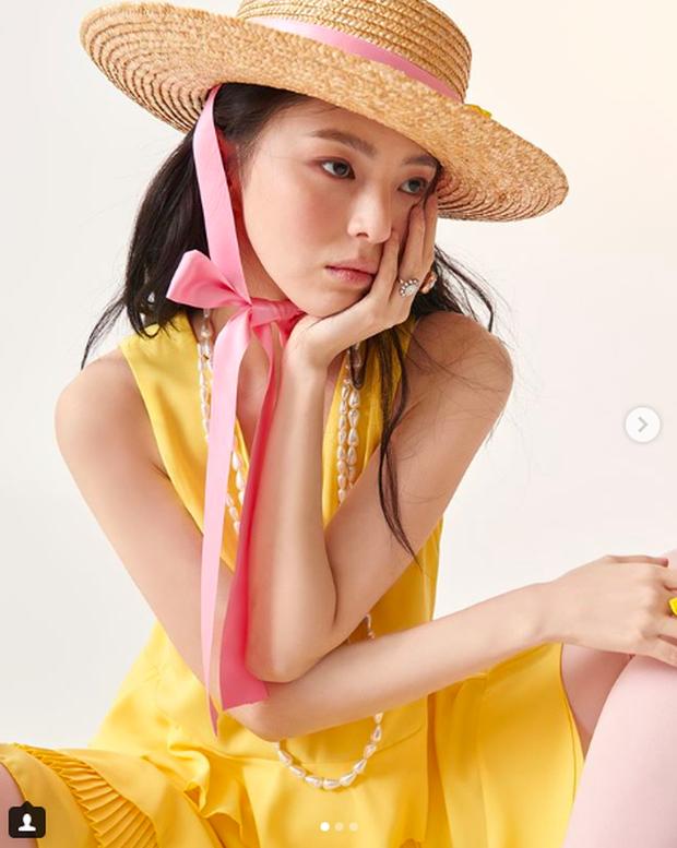 Chỉ đóng vai phụ, tân binh xứ Hàn bỗng gây chú ý vì quá giống Song Hye Kyo - Ảnh 7.