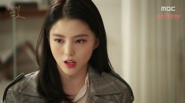 Chỉ đóng vai phụ, tân binh xứ Hàn bỗng gây chú ý vì quá giống Song Hye Kyo - Ảnh 2.