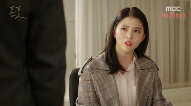Chỉ đóng vai phụ, tân binh xứ Hàn bỗng gây chú ý vì quá giống Song Hye Kyo - Ảnh 3.