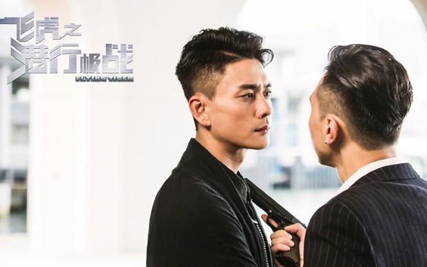 Phi Hổ Cực Chiến: Toát mồ hôi theo dấu đội hình bắn tỉa hội tụ toàn ngôi sao TVB - Ảnh 9.