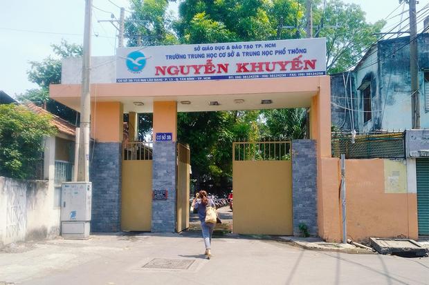 Trường Nguyễn Khuyến nơi nam sinh tự tử áp dụng kỷ luật sắt, tỷ lệ đỗ Đại học cao nhất nước - Ảnh 1.